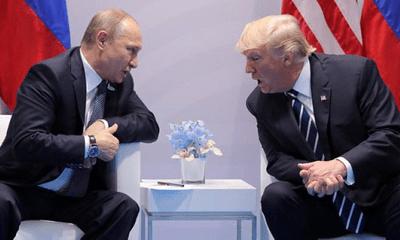 Nhà Trắng hé lộ Trump và Putin bí mật gặp lần hai bên lề hội nghị G20