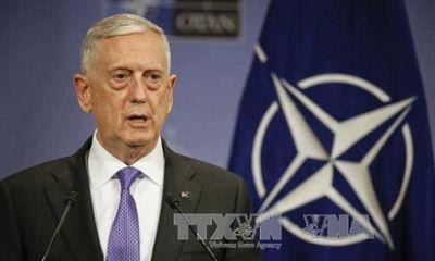 Bộ trưởng Quốc phòng Mỹ: Thủ lĩnh tối cao IS Al-Baghdadi chưa bị tiêu diệt