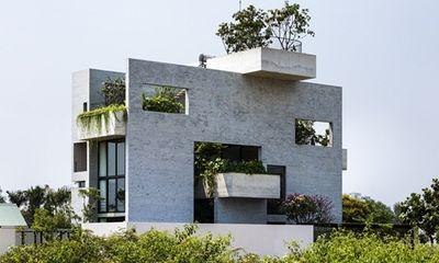 Cận cảnh ngôi nhà Việt lọt top 11 kiến trúc mới ấn tượng nhất hành tinh