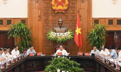 """Thủ tướng Nguyễn Xuân Phúc ra """"tối hậu thư"""" giải ngân vốn ODA"""