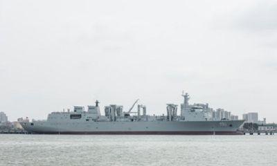Đặc công người nhái Nhật Bản bị tố tiếp cận tàu chiến Trung Quốc