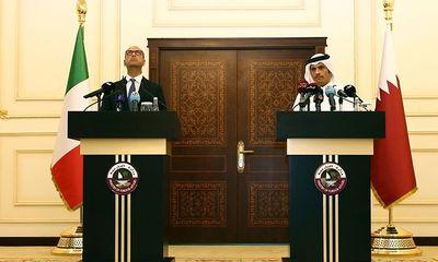 Qatar bỏ 6 tỷ USD mua 7 tàu chiến