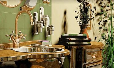 6 cách đơn giản biến phòng tắm của bạn trở nên sang trọng hơn