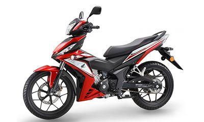 Honda côn tay 150 phân khối giá 45,4 triệu đồng tại Malaysia