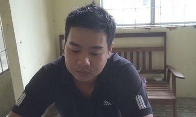 Thanh niên 9X kề dao uy hiếp, cướp tài sản người đi đường