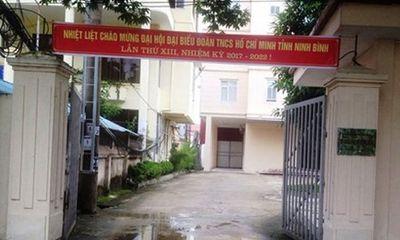 Ninh Bình: Giám đốc Sở KHCN đánh lái xe vì đi nhầm đường
