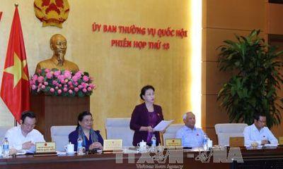 Ủy ban Thường vụ Quốc hội sẽ chất vấn Bộ trưởng Bộ Xây dựng