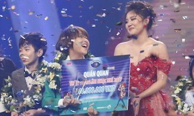 Thiên Khôi đăng quang Quán quân Thần tượng âm nhạc nhí 2017