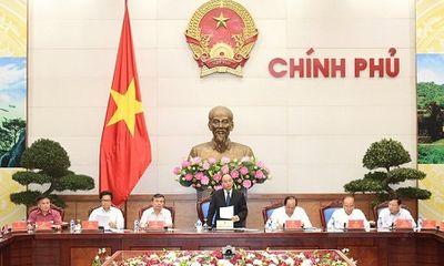 Thủ tướng: Cán bộ không chịu cải cách phải đưa ra khỏi bộ máy nhà nước