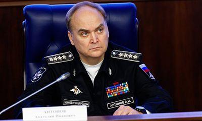 Tổng thống Putin bổ nhiệm thứ trưởng Ngoại giao làm đại sứ Nga tại Mỹ