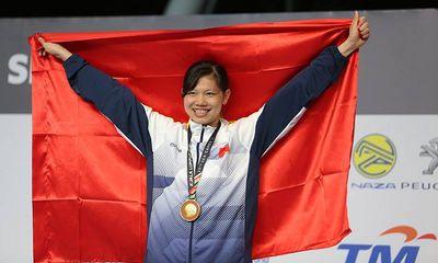 Tổng kết SEA Games 29 ngày 21/8: Ánh Viên phá kỷ lục, giành HCV SEA Games