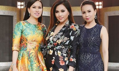 Cẩm Ly - Hà Phương - Minh Tuyết cùng lên sóng truyền hình mặc tin đồn mâu thuẫn