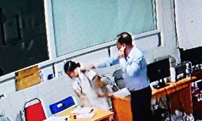Giám đốc đánh nữ bác sĩ ở Nghệ An cảm thấy