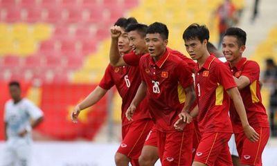 Lộ diện đội hình U22 Việt Nam quyết đấu U22 Thái Lan