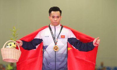 Thanh Tùng giành cú đúp huy chương vàng, ngày vàng của thể dục dụng cụ Việt Nam