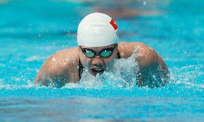 SEA Games 29: Thi đấu xuất sắc, Ánh Viên giành vé vào chung kết 2 nội dung bơi