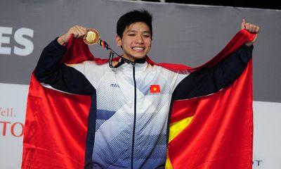 Kình ngư 15 tuổi Việt Nam đạt HCV, phá kỷ lục SEA Games tồn tại 14 năm