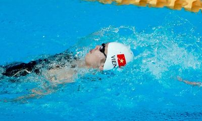 Ánh Viên đoạt huy chương vàng thứ 5, tiếp tục vào chung kết 2 nội dung bơi