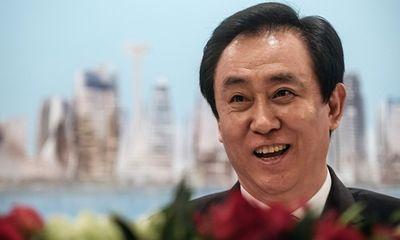 Tỷ phú bất động sản Trung Quốc thành người giàu thứ 2 châu Á