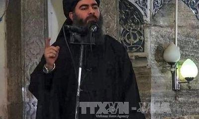 Tướng Mỹ khẳng định thủ lĩnh IS Baghdadi còn sống