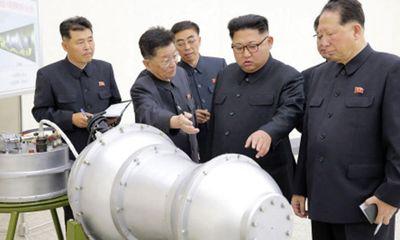 Vụ thử hạt nhân của Triều Tiên mạnh gấp 5 lần quả bom Mỹ thả xuống Nhật Bản