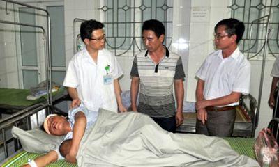Yên Bái sạt lở đất: 2 người tử vong, 7 người bị thương nặng