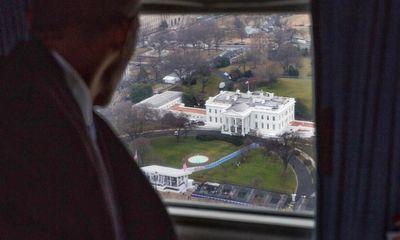 Hé lộ bức thư ông Obama gửi Trump khi rời Nhà Trắng