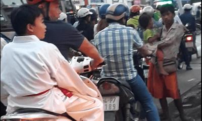 Ăn xin Sài Thành: Những chiêu trò