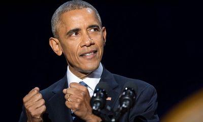 Mỹ sắp có đường mang tên ông Obama