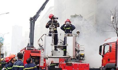Lính cứu hỏa: Những người đi tìm sự sống trong biển lửa