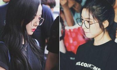 Fan đôi lúc cũng không thể phân biệt nổi hai nữ thần tượng này!