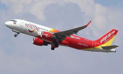 Vietjet Air Thái Lan nhận lệnh dừng khai thác quốc tế