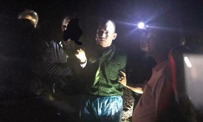 Truy bắt tử tù thứ hai trốn trại: Huy động gần 400 cán bộ, chiến sỹ