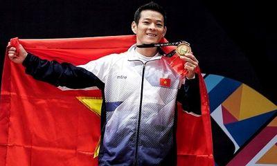 Đánh bại VĐV Trung Quốc, Thạch Kim Tuấn giành HCV tại AIMAG