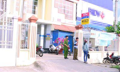 Bộ Công an vào cuộc điều tra vụ cướp hơn 200 triệu đồng tại ngân hàng