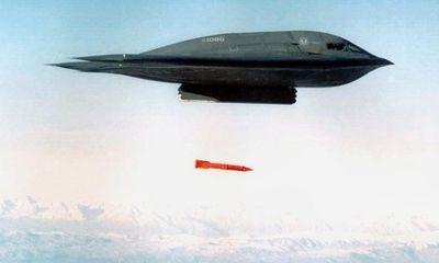 Mỹ gửi thêm tàu ngầm hạt nhân, máy bay ném bom tới bán đảo Triều Tiên