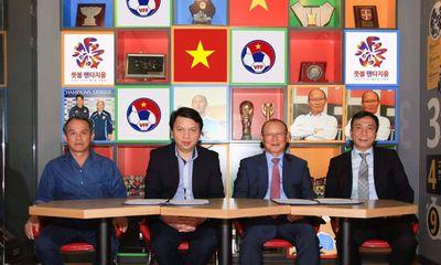 VFF bất ngờ thuê cựu HLV U23 Hàn Quốc dẫn dắt tuyển Việt Nam