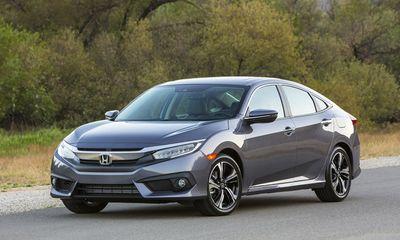 Honda Civic 2018 sắp lên kệ, giá bán khởi điểm gần 20.000 USD ở Mỹ