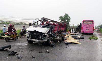 Tin tai nạn giao thông mới nhất ngày 2/10/2017