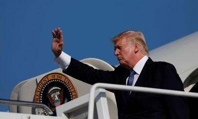 Tổng thống Donald Trump và chuyến công du châu Á tháng 11