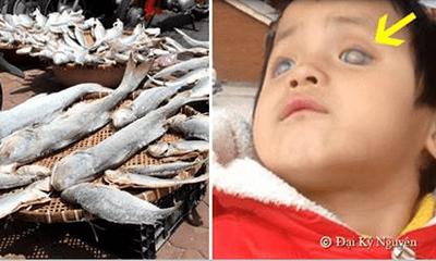 Thêm một món ngon mà người Việt vô tư ăn hằng ngày gây mù lòa, thậm chí tử vong