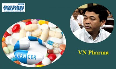 Vụ VN Pharma: 16/10 sẽ xử phúc thẩm