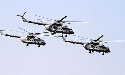 Trực thăng Ấn Độ rơi gần biên giới Trung Quốc, 7 người chết