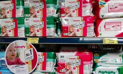 Tiêu chuẩn an toàn 100%, người tiêu dùng nên chọn khăn ướt Mamamy