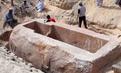 Phát hiện lăng mộ của Nữ hoàng Ai Cập huyền bí