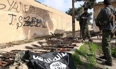 Tướng Syria cáo buộc Mỹ cung cấp vũ khí cho khủng bố IS