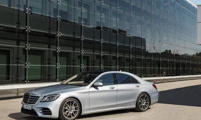 Dòng sedan cao cấp Mercedes-Benz S-Class 2018 giá từ 2,06 tỷ đồng
