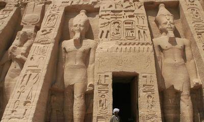 Những kho báu khảo cổ của châu Phi