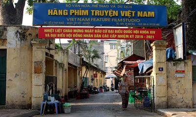 Thanh tra việc cổ phần hóa Hãng phim truyện Việt Nam