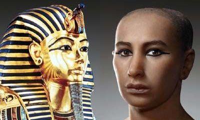 Vén màn cái chết bí ẩn của vị vua Pharaoh Tutankhamun